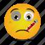 avatar, cartoon, emoticon, emotion, expression, face, head icon