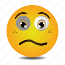 avatar, cartoon, emoticon, emotion, expression, face, head