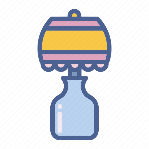 bulb, electric, furniture, glow, lamp, light, lights icon