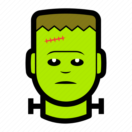 Creature, frankenstein, halloween, horror, monster icon - Download on Iconfinder