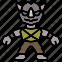 avatar, hero, ninja, people, rocksteady, super, turtles