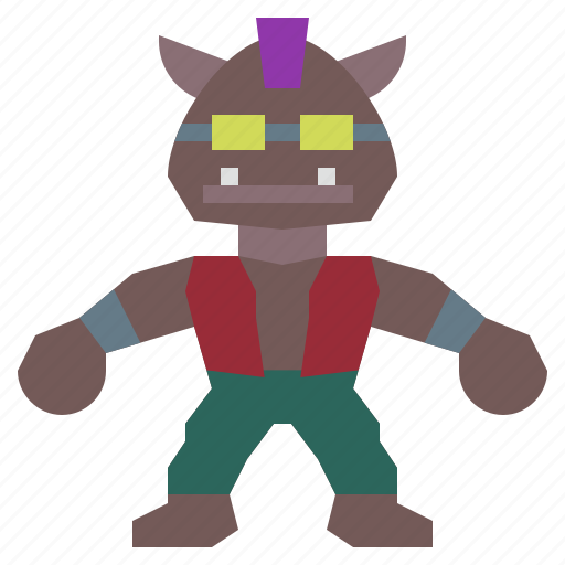 avatar, bebop, hero, ninja, people, super, turtles icon