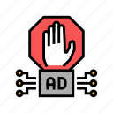 advertisement, no, block, free, technology, advertise