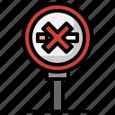no, smoking, signaling, prohibition, forbidden, healthcare, signal