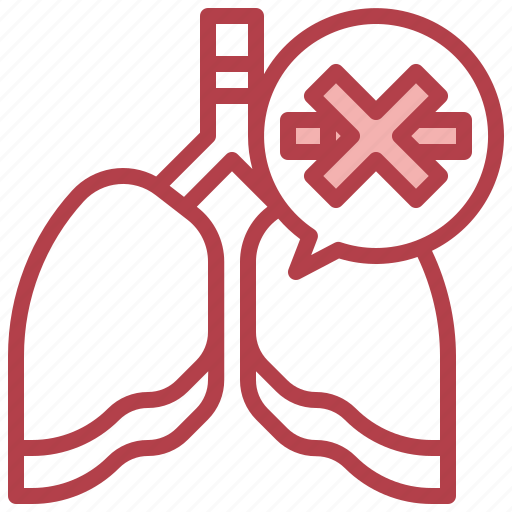 Lungs, body, parts, organs, check, mark, healthy icon - Download on Iconfinder