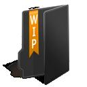 folder, project icon