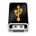 stick, usb icon