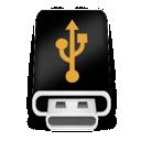 usb, stick icon