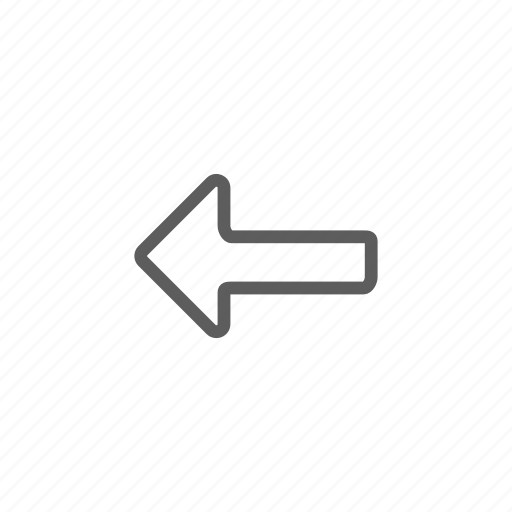arrow, back, next, out, pointer icon