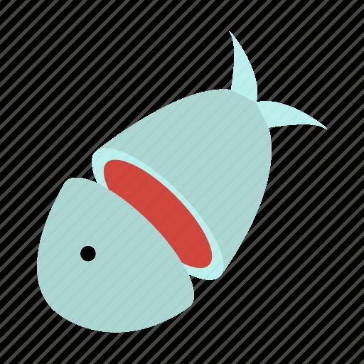 animal, fish, fresh, healthy, raw, restaurant, seafood icon