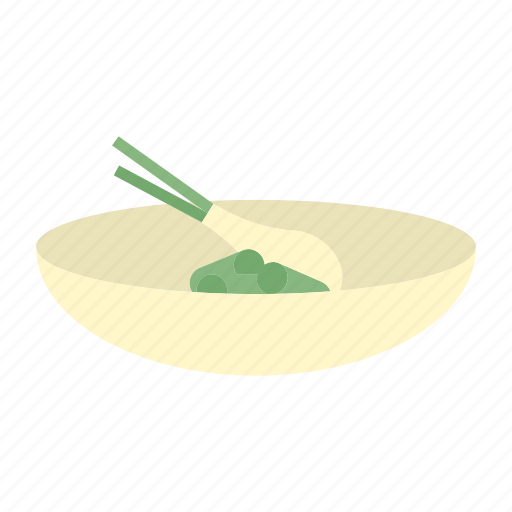 food, green, healthy, ingredient, spring onion, vegetable icon