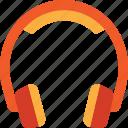 contact, head, headphone, help, listen, phone, support