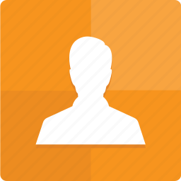 account, avatar, contacts, list, profile, user icon