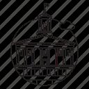 capitol, landmark, monument, tennessee, america, usa, nashville