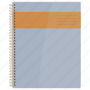 note, cover book, write, stylesheet, notebook, paper, page