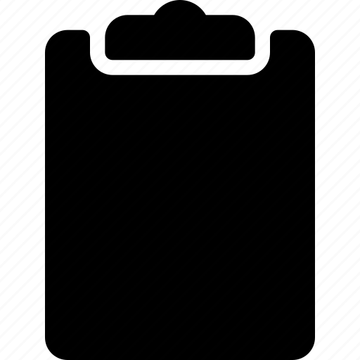 clipboard, data, document, files, paper icon