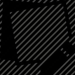 document, edit, files, it, post icon