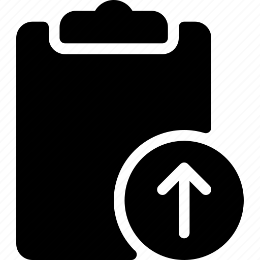 data, document, folder, task, upload icon