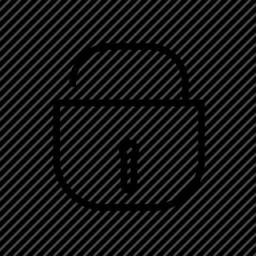 key, lock, open, security icon