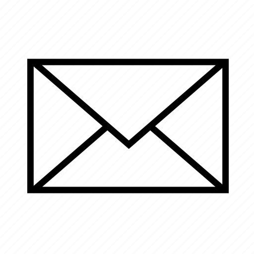 email, envalope, mail, message, sms icon