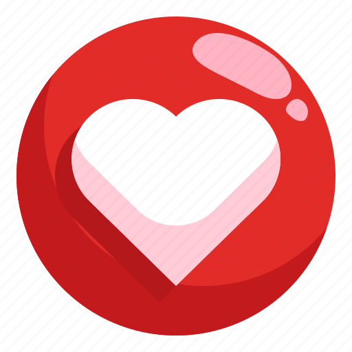 Heart, like, love, lover, loving, peace icon - Download on Iconfinder