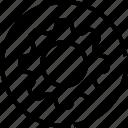 cogwheel, configuration, edit, gear, setting, tools icon