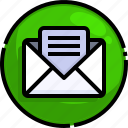 communications, email, envelope, mail, message