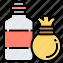chemical, garbage, liquid, plastic, waste icon