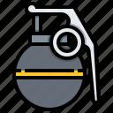 bomb, burst, exloposion, grenade, mine icon