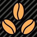 beans, caffeine, coffee, coffee beans, organic coffee, seeds