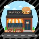 bar cuisine, fast food, grill restaurant, junk food, restaurant