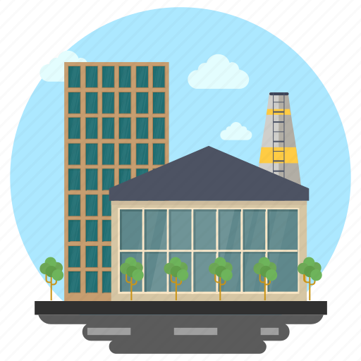 Business center, business office, office building, office suite icon - Download on Iconfinder