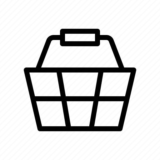 basket, buy, collect, ecommerce, shopping icon