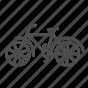bicycle, cycle, bike, transport, wheel
