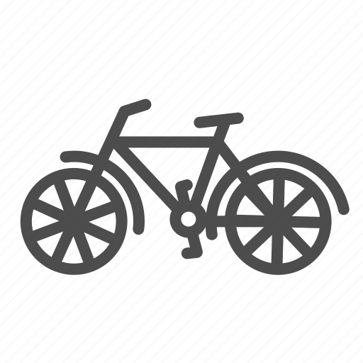 Bicycle, cycle, bike, transport, wheel icon - Download on Iconfinder