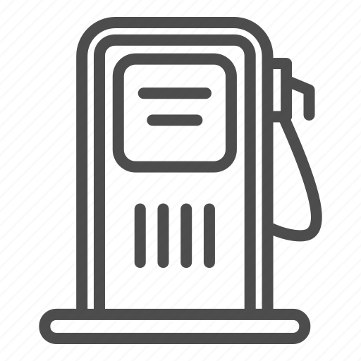 Station, pump, petrol, counter, fuel, gasoline, gas icon - Download on Iconfinder