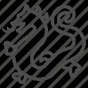 dragon, ancient, asian, zodiac, animal, fantasy