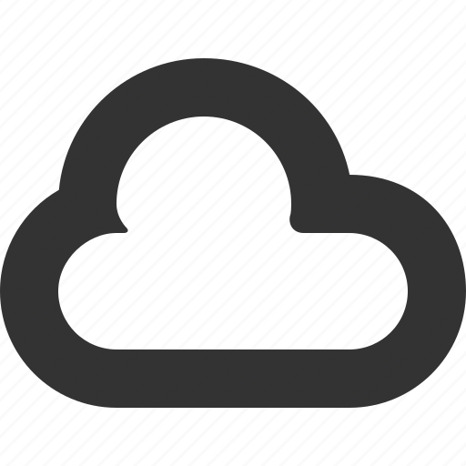 cloud, clouds, cloudy, data, weather icon
