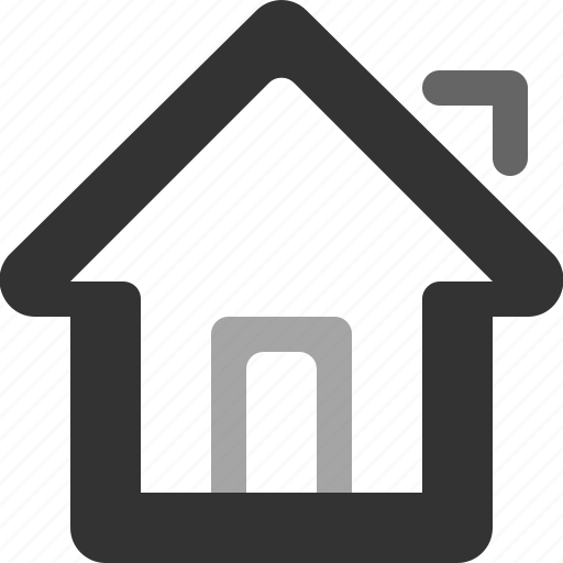 building, city, estate, home, homepage, house icon