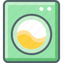 machine, washing, electric, laundry