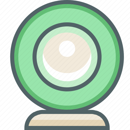 camera, chat, conversation, talk, webcam icon