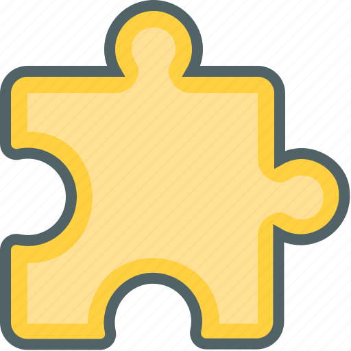 game, piece, play, plugin, puzzle icon