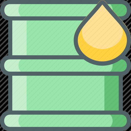 drop, fuel, liquid, oid, oil, tank, water icon