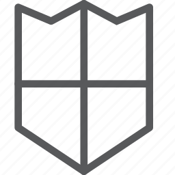 battle, defence, medieval, object, protect, safe, shield icon