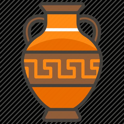 1f3fa, amphora icon