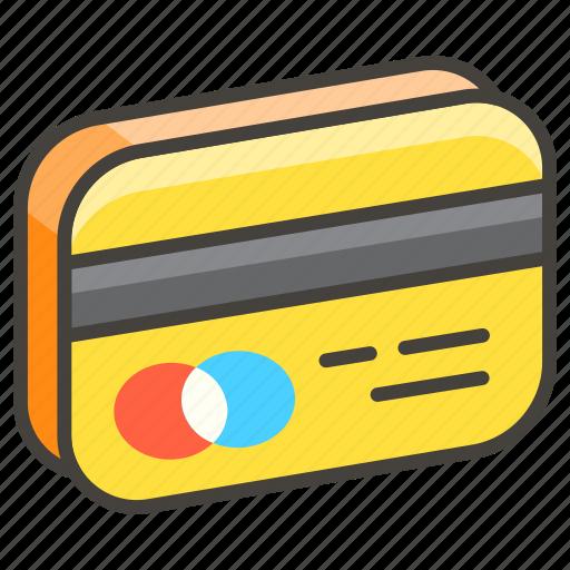 1f4b3, a, card, credit icon