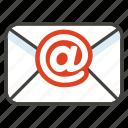 1f4e7, a, e, mail icon
