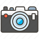 1f4f7, b, camera icon