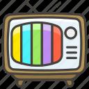1f4fa, b, television icon