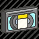 1f4fc, videocassette